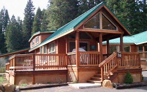Hyatt lake resort for Hyatt lake cabins